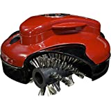 Grillbot GBU101 Automatic Grill Cleaning Grillbot, Red