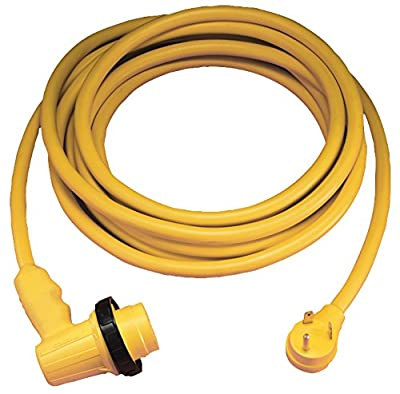 ParkPower 30RPCRV 30 Amp RV Right Angle Locking Cordset