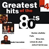 Various Greatest Hits of the 80s CD 4 Sandra - In The Heat Of The Night / Human League - Human / Jaki Graham - Round And Round / Paul Hardcastle - Don't Waste My Time / Thomas Dolby - I Scare Myself u.a.