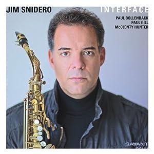 Jim Snidero - Interface cover