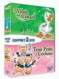 echange, troc Contes et légendes, Vol.2 : Les 3 petits cochons / Le Vilain petit canard - Coffret 2 DVD