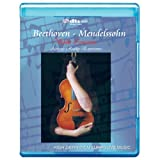 echange, troc Beethoven - Mendelssohn: Violin Concertos - Acoustic Reality Experience [7.1 DTS-HD Master Audio Disc] [BD25 Audio Only] [Blu-r