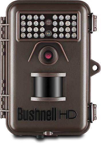 Great Deal! Bushnell 12MP Trophy Cam HD Essential Low Glow Trail Camera, Brown