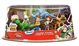 Includes Woody, Jessie, Bullseye, Rex, Hamm, Mr. Pricklepants, Buttercup And Trixie - Disney Toy Story 3 Heroes Figure Play Set -- 8-Pc.