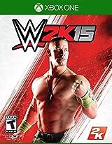 WWE 2K15, Xbox One.
