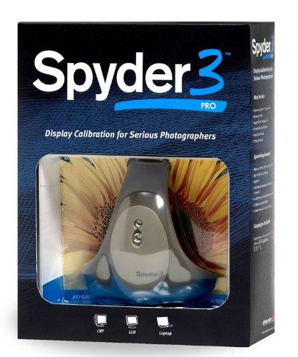DATACOLOR Spyder3Pro Display Colour Calibration System