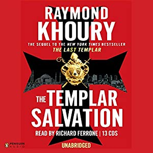 The Templar Salvation Audiobook