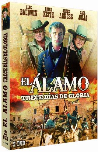 el-alamo-trece-dias-de-gloria-1987-region-2-spanish-edition-