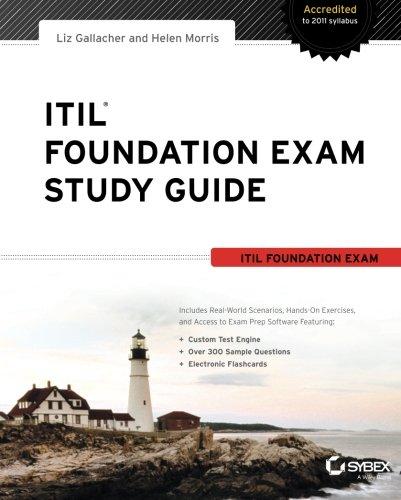 Free ebook: itil 2011 foundation certification pocket guide.