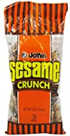 Joyva Candy Sesame Crunch 8-Ounce