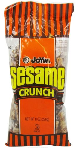 Joyva, Candy Sesame Crunch, 8-Ounce