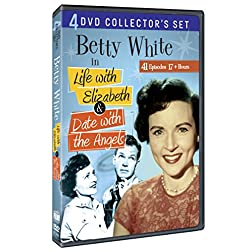 Betty White 4-Disc Collector's Set