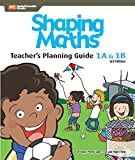 img - for Shaping Maths Teachers' Planning Guide 1A & 1B - (3rd Edition) book / textbook / text book