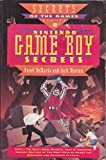 img - for Nintendo Game Boy Secrets book / textbook / text book