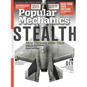 Buy Popular Mechanics (1-year auto-renewal)