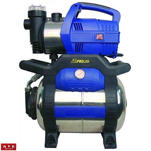 1 Hp Hd Garden Pump With Tank Coy Pump Waterfall Water Transfer Pump