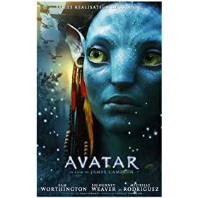 Avatar - Movie Poster - 11 x 17