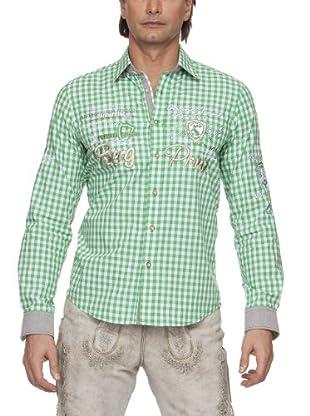 Stockerpoint Camisa Hombre (Verde)