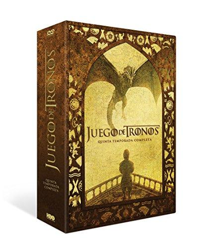 Juego De Tronos - Temporada 5 [DVD]