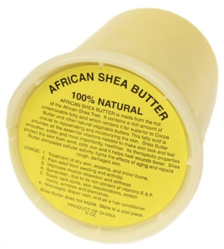 32oz. African Shea Butter from Ghana FILTERED