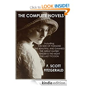 THE COMPLETE NOVELS OF F. SCOTT FITZGERALD