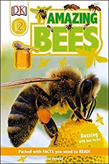 Book Cover: DK Readers L2: Amazing Bees