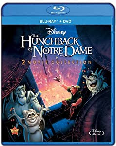 The Hunchback of Notre Dame / The Hunchback of Notre Dame II (3-Disc Special Edition) (Blu-ray / DVD)