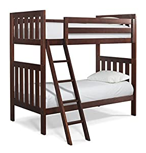 Canwood Lakecrest Twin over Twin Bunk Bed