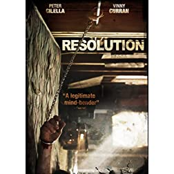 Resolution BD + DVD Combo Pack [Blu-ray]