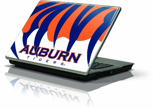 "Skinit Protective Skin Fits Latest Generic 17"" Laptop/Netbook/Notebook (Auburn University Tigers) at Amazon.com"