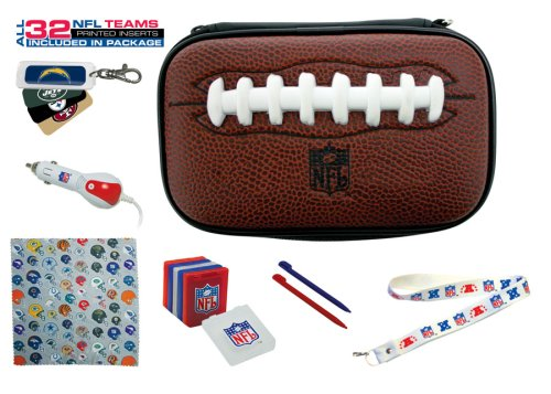 Nintendo DS Lite NFL Starter Kit (Madden Football Nintendo Ds Games compare prices)