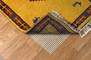 Rugs and Stuff Hard Floor Rug Anti-Slip Underlay - Choose from many different size options