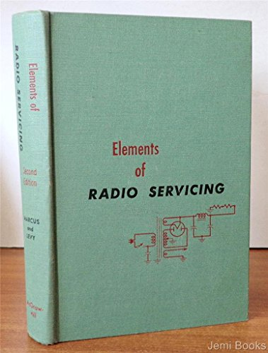 Elements Of Radio Servicing (Elements Of Radio Servicing compare prices)