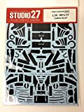 スタジオ27 ST27-CD20008 1/20 MP4-27 Carbon Decal