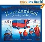 Z Is for Zamboni: A Hockey Alphabet (...