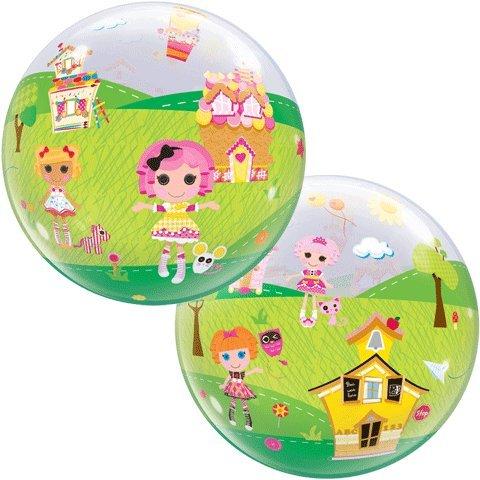 "Lalaloopsy Land Bubble Balloon 22"" Mylar Foil Balloon"