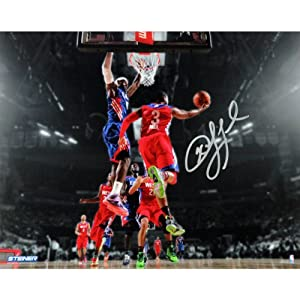 NBA Los Angeles Clippers Chris Paul 2013 All-Star Game Signed Photo, 8 x 10-Feet by Steiner Sports