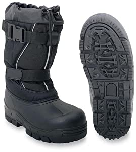 Altimate Impact Boots , Size: 9, Distinct Name: Black, Gender: Mens/Unisex, Primary Color: Black IMPACT-9