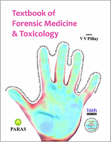 Textbook of Forensic Medicine and Toxicology