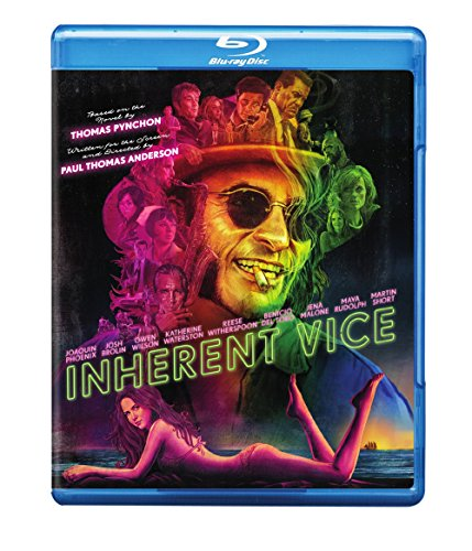Blu-ray : Inherent Vice (With DVD, 2 Pack, , Dolby, AC-3)