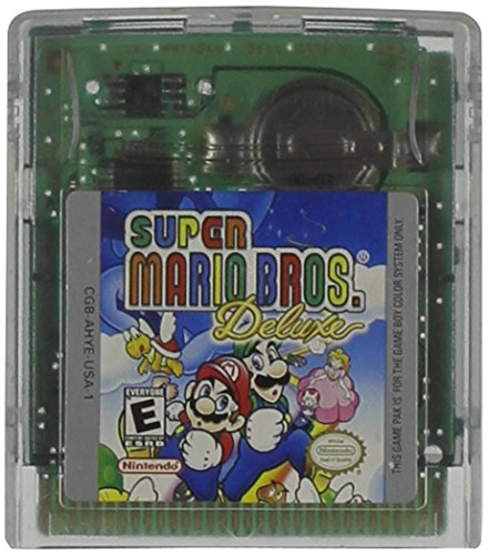 Super Mario Bros. Deluxe (Gameboy Color) (Super Mario Brothers Gameboy compare prices)