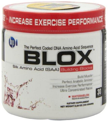BPI Blox Watermelon Diet Supplements, 30 Servings, 5.29 Ounce