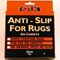 STUK Anti-Slip Tape for Rugs on Carpet