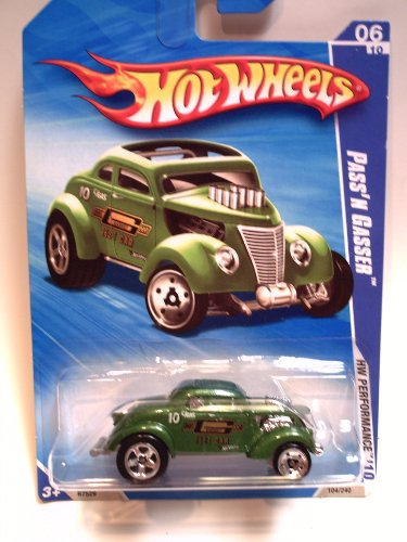 Hot Wheels 2010 HW Performance 104/240 Pass N Gasser 06/10 - 1