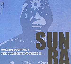 College Tour /Vol.1 : The Complete Nothing Is...