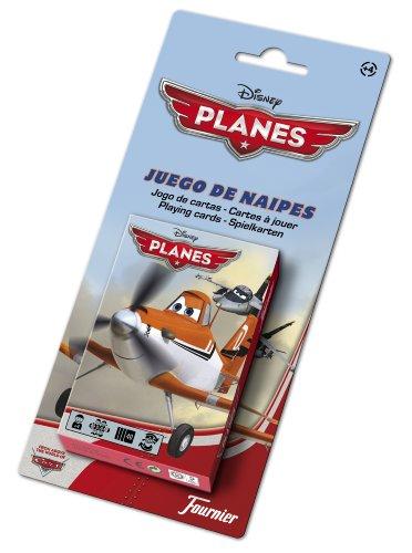 Fournier - F43833 - Jeu De Cartes Pour Enfant - Planes Disney - Sous Blister