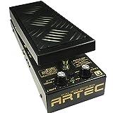 ARTEC エフェクター ベース、ギター兼用 ワウペダル APW-7