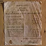 Consort of Music By Byrd & Gibbons
