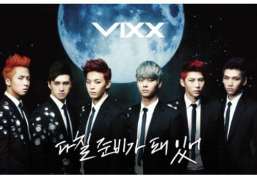CD : Vixx - I\'m Getting Ready to Hurt (Asia - Import)