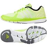 アディダス adidas トレーニングシューズ 27.0cm  アディピュアトレーナー 360 2CC adipure trainer 360 D67873 グロー/ランニングホワイト/ブラック 国内正規品